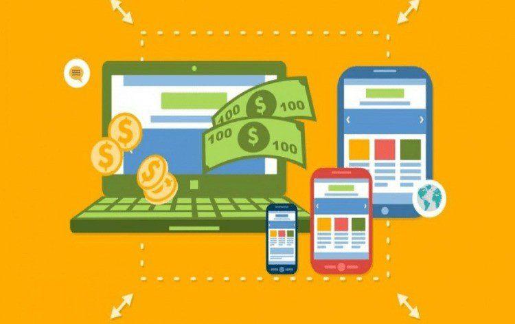 Vay online nhận tiền qua tài khoản