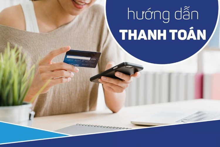 Các cách thanh toán nợ vay online