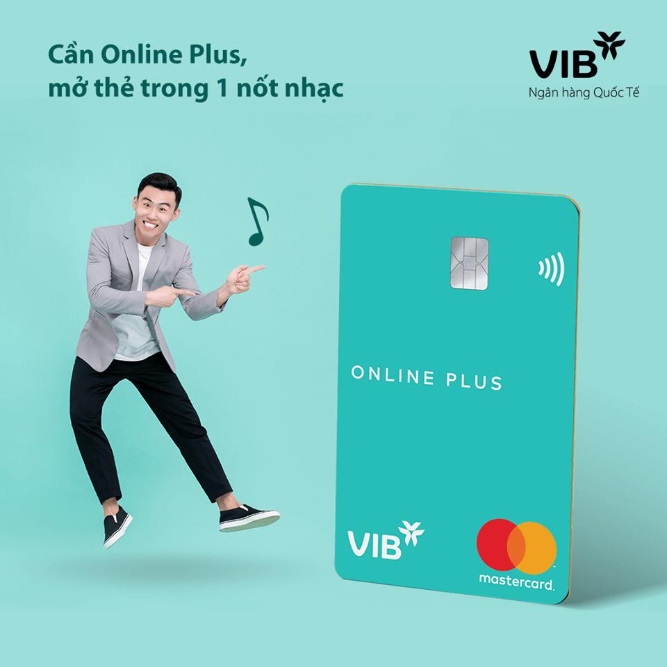 Mở thẻ tín dụng VIB online vô cùng tiện lợi