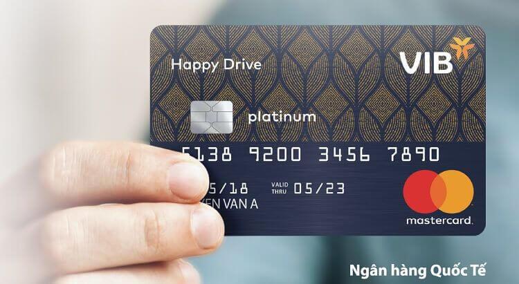 Nhận cơn lốc ưu đãi thẻ tín dụng VIB online
