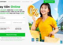 Cashwagon – Vay tiền nhanh 0% Lãi suất, nhận tiền trong 30p