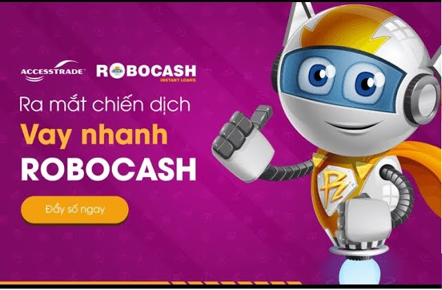 Robocash - nền tảng cho vay trực tuyến