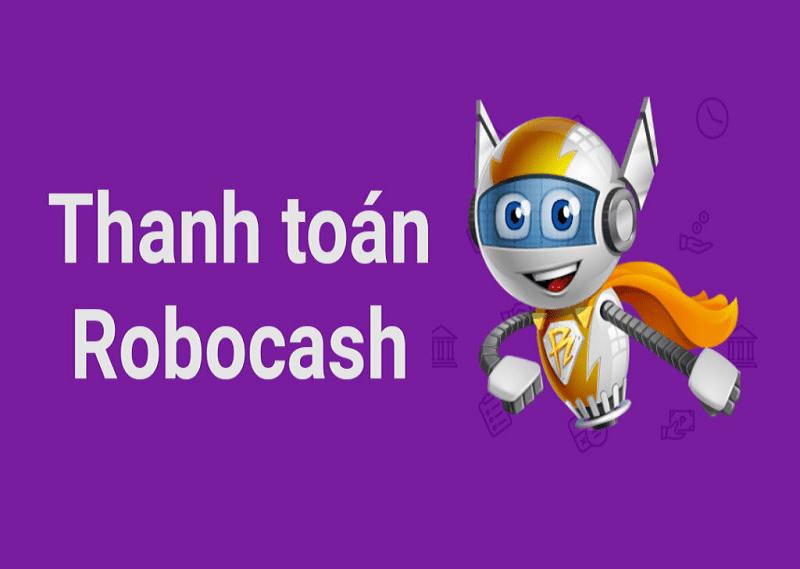 Thanh toán dễ dàng ngay trên website của Robocash