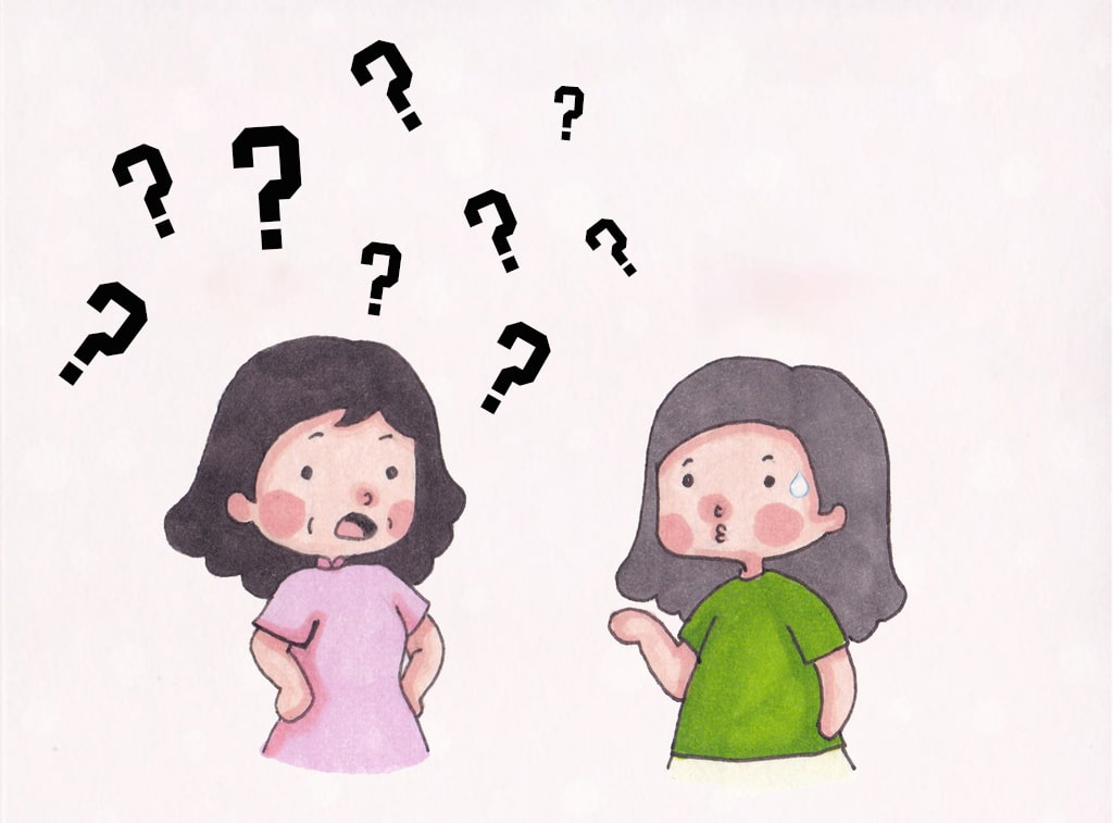 Bạn có thể bị tràn ngập trong một đống câu hỏi
