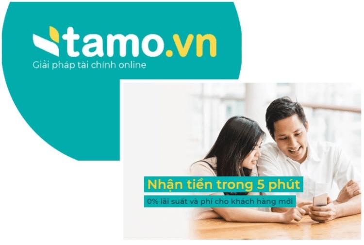 Tamo - giải pháp tài chính online hiệu quả
