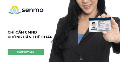 Thủ tục vay tiền Senmo đơn giản