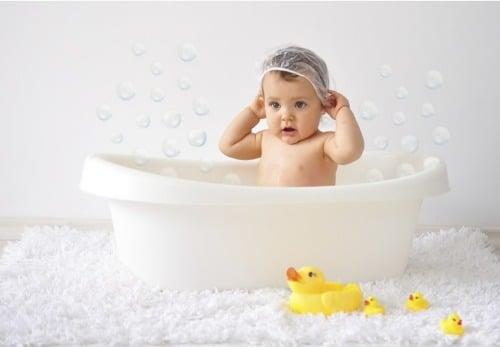 Nhanh chóng và đơn giản hơn với sữa tắm không cần tráng lại nước