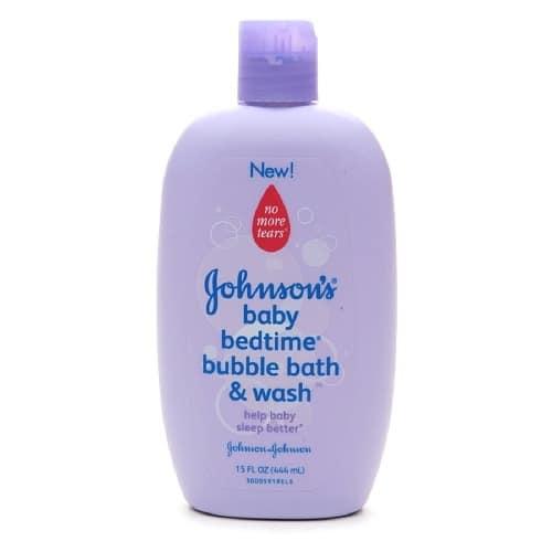 Sữa tắm Johnson Baby hương thơm dịu nhẹ và không cay mắt