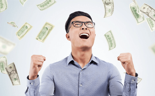 Tiền giải ngân về tài khoản