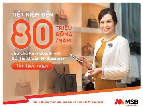 M-Business dành cho doanh nghiệp