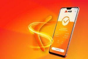 Mở tài khoản MSB ONLINE