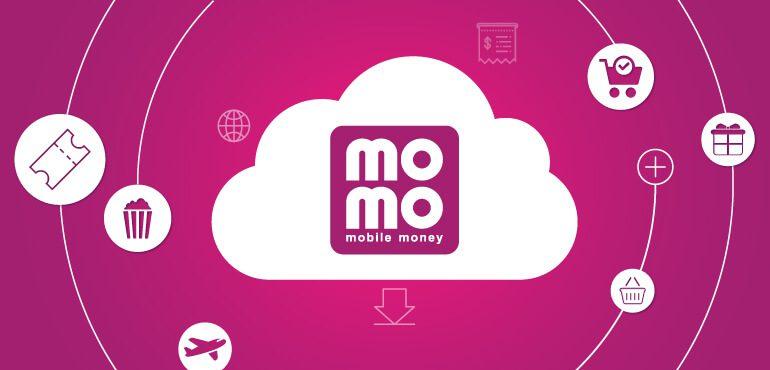 Thanh toán khoản vay qua Momo