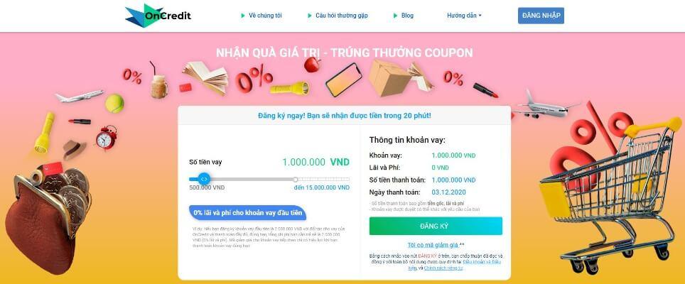 Vay tiền online uy tín