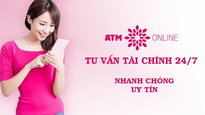 ATM Online - Giải pháp tài chính uy tín, nhanh chóng