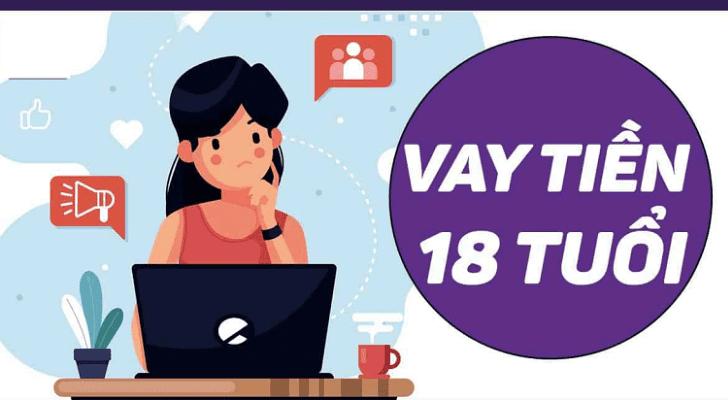 18 tuổi có nên vay tiền online không?