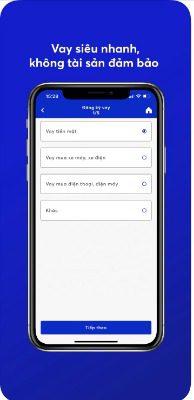 Đăng ký vay online nhanh với App MB Bank