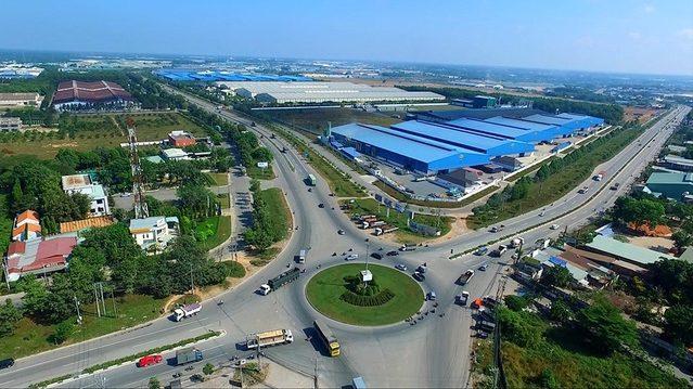 Thị xã Tân Uyên Bình Dương phát triển với tốc độ chóng mặt