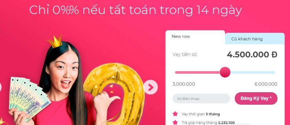 ATM Online duyệt vay nhanh chóng