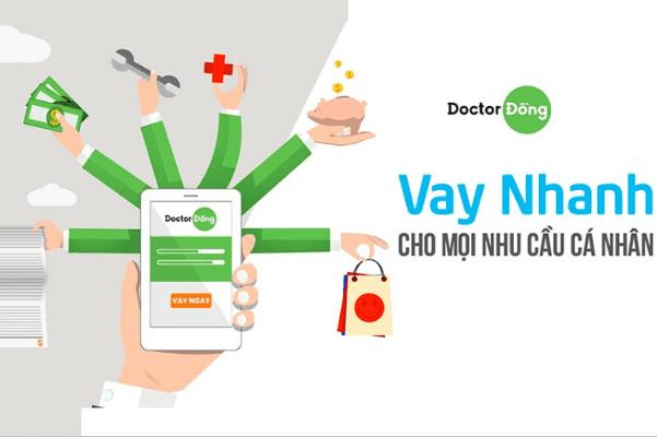 Doctor Đồng - Đơn vị cho vay 5 triệu trả góp uy tín