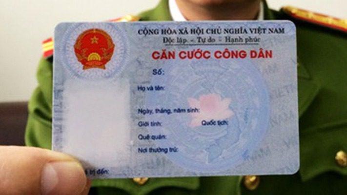 Dùng thẻ căn cước để mở tài khoản MB Bank online