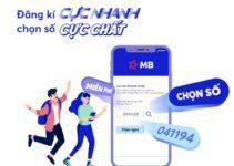 MỞ TÀI KHOẢN MB BANK Online Số Đẹp Miễn Phí: Hướng Dẫn chi tiết