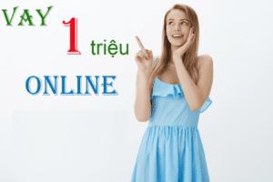 TOP 5+ Vay Nhanh 1 TRIỆU Online Chỉ Cần CMND