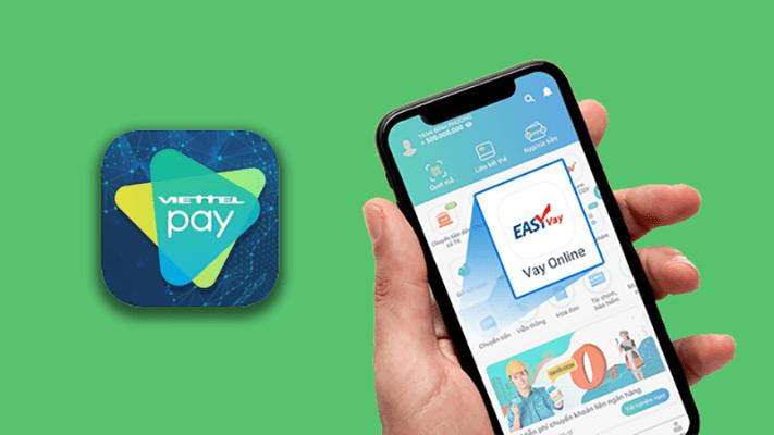 Vay tiền online trên ViettelPay
