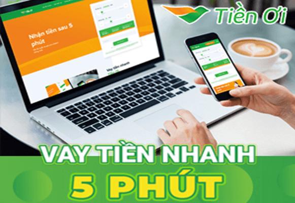 Tiền Ơi - Vay tiền nhanh online, 24/7