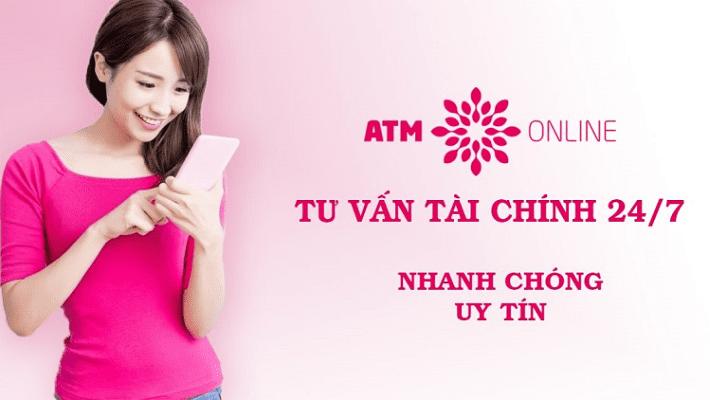 ATM Online - vay tiền 24/7