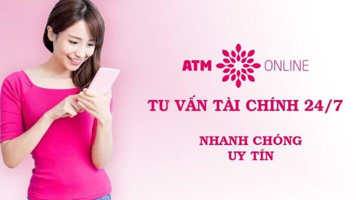 ATM Online hỗ trợ mọi lúc mọi nơi