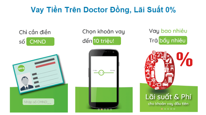 Doctor Đồng - địa chỉ vay online uy tín
