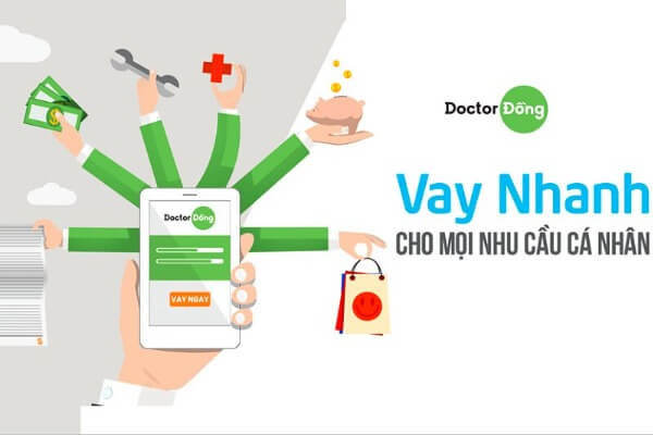 Doctor Đồng cho vay nhanh