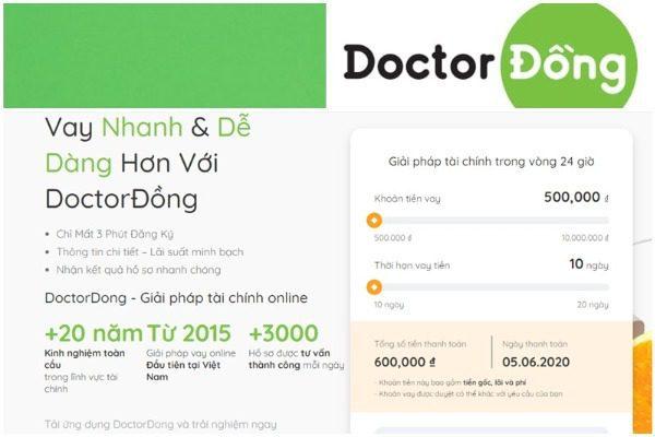 Mỗi ngày Doctor Đồng xử lý hơn 3000 hồ sơ đăng ký vay
