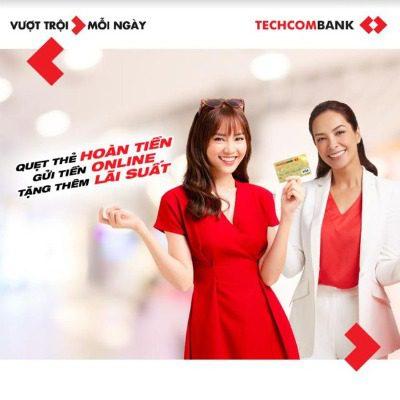 Những ưu điểm khi vay tại Techcombank