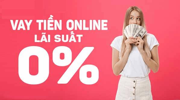 Lợi ích khi vay tiền online lãi suất 0%