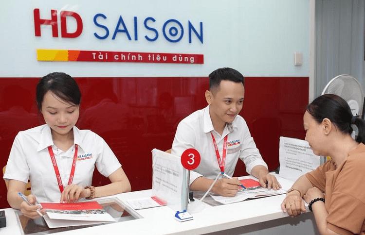 Cách thanh toán khoản vay trả góp HD Saison