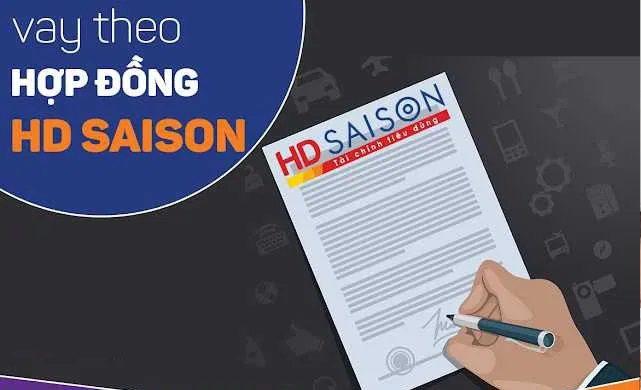 Có thể vay tiền bằng hợp đồng trả góp HD Saison không?