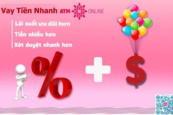 Vay lên tới 6 triệu chỉ cần CMND tại ATM online
