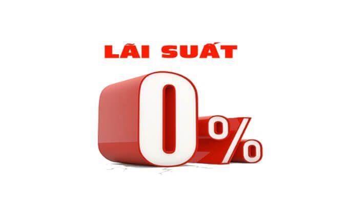 Vay tiền nhanh online lãi suất từ 0%