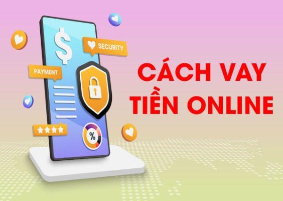Vay tiền online qua app/web