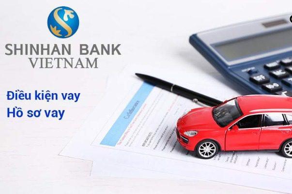 Vay tiền trả góp 48 tháng tại Shinhan Bank