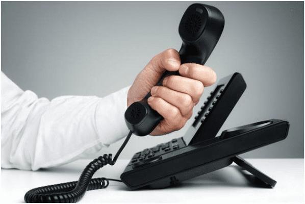 Bị nhân viên đơn vị cho vay gọi điện làm phiền