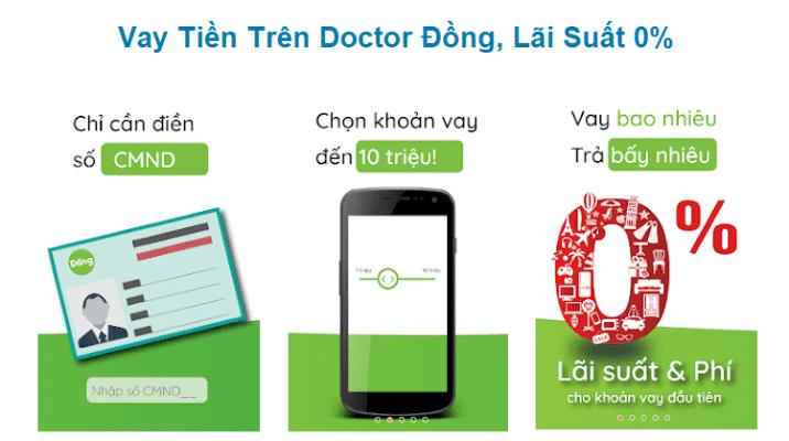 Vay tiền ngay tại Doctor Đồng