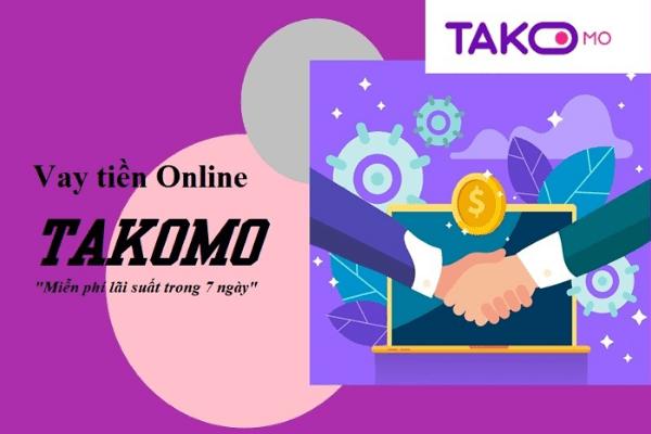 Takomo - Vay tiền online dễ dàng