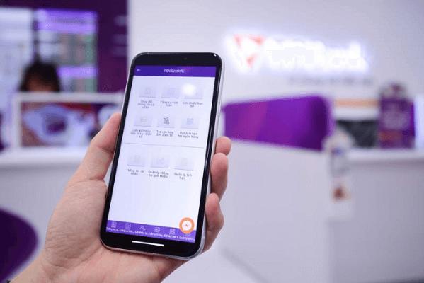 Tính năng vượt trội của app TPBank