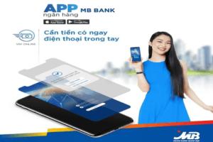 Vay MB BANK Online Qua APP: Cách vay? Lãi suất bao nhiêu?