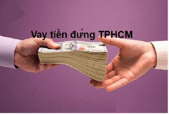 Vay tiền đứng TPHCM