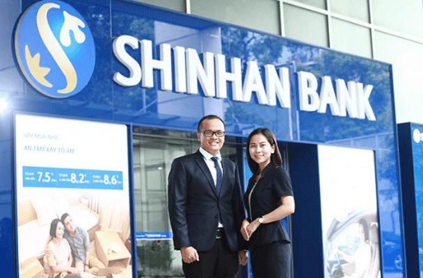 Shinhan Bank - Thương hiệu uy tín