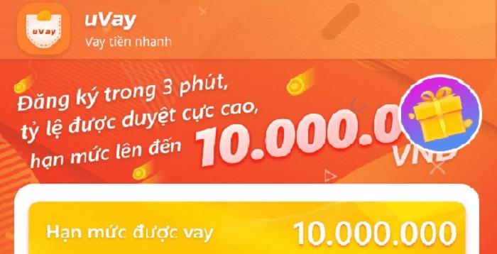 Ưu điểm khi vay tiền tại Uvay