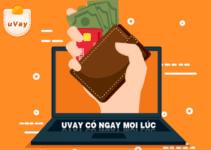 Vay Tiền UVAY: Có Ngay 10 Triệu Chỉ Cần CMND